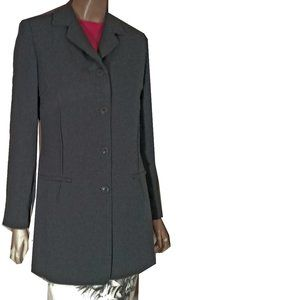 New CYNTHIA STEFFE Short Coat DESIGNER CHIC 12